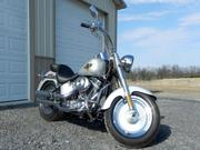 2005 - Harley-davidson Softail FatBoy 15th Anniversary